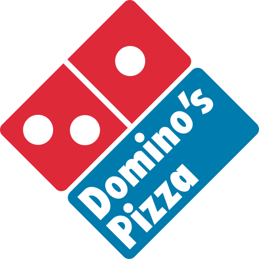 24-Dominos pizza logo